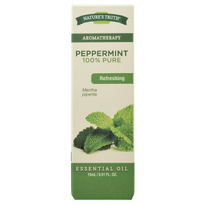 Nature's Truth Essential Oil, Peppermint