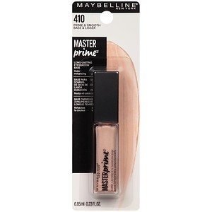 Maybelline Master Prime Long-Lasting Eyeshadow Base, Prime + Smooth