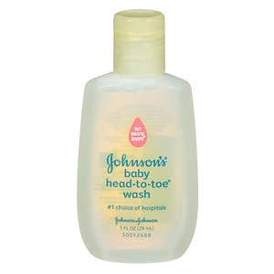 Johnson's Baby Baby Head-to-Toe Wash