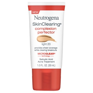 Neutrogena Skin Clearing Complexion Perfector, Light to Neutral