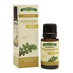 Nature's Truth Essential Oil, Frankincense