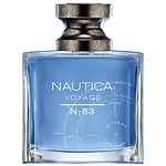 Nautica Voyage N83 Men's Eau de Toilette Spray- 1.7 oz