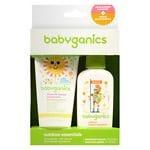 Babyganics Sunscreen & Bug Spray SPF 50, 2 pk- 1 ea