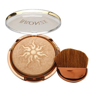Physicians Formula Bronze Booster Glow-Boosting Baked Bronzer, Light to Medium