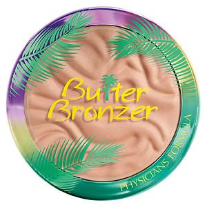 Physicians Formula Butter Bronzer Murumuru Butter Powder, Light