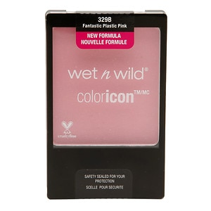 Wet n Wild Color Icon Blush, Fantastic Plastic Pink