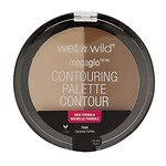 Wet n Wild MegaGlo Contouring Palette, Caramel Toffee- .44 oz