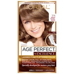 L'Oreal Paris Excellence Age Perfect Layered-Tone Flattering Color, Medium Natural Brown- 1 ea