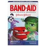 Band-Aid Children's Adhesive Bandages, DISNEY-PIXAR Inside Out- 20 ea