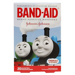 Band-Aid Children's Adhesive Bandages, Thomas & Friends