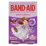Band-Aid Childrens Adhesive Bandages, DISNEY JR.'s SOFIA the First- 20 ea