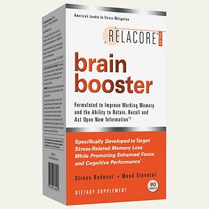 Relacore Brain Health, mind, memory, brain support