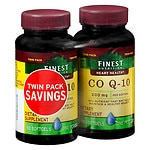 Finest Natural CoQ10 200 mg, 2 pk- 90 ea