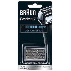 Braun Series 7 Replacement Head 70S- 1 ea