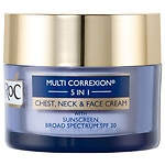 RoC Multi Correxion 5 in 1 Chest, Neck & Face Cream with SPF 30- 1.7 oz