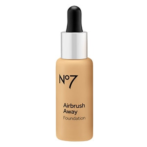 Boots No7 Airbrush Away Foundation, Honey