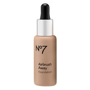 Boots No7 Airbrush Away Foundation, Deeply Beige