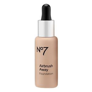 Boots No7 Airbrush Away Foundation, Cool Vanilla