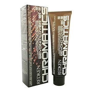 Redken Chromatics Beyond Cover Hair Color, Gold and Beige 5Gb