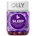Olly Restful Sleep, Blackberry Zen- 50 ea