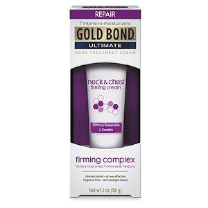 Gold Bond Ultimate Firming Neck & Chest Cream, Fragrance Free