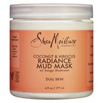 SheaMoisture Coconut Hibiscus Mud Mask- 6 oz