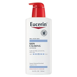 Eucerin Skin Calming Body Lotion, Fragrance Free
