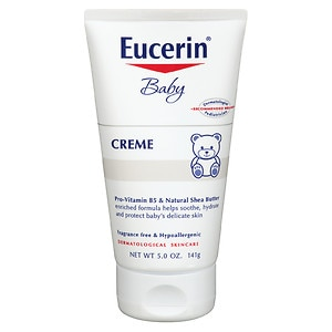 Eucerin Baby Soothing Body Creme