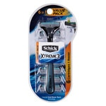 Schick Xtreme 3 Razor With 6 Cartridges- 1 ea