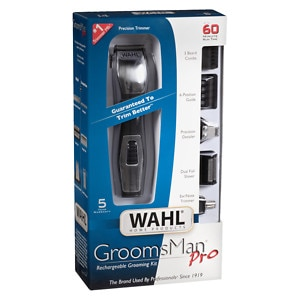 Wahl Groomsman Pro Rechargeable Trimmer 9855-300