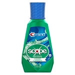 Crest Plus Scope Classic Mouthwash Original Formula, Mint- 33.8 oz