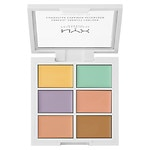 NYX Color Correcting Concealer Pallete- .05 oz