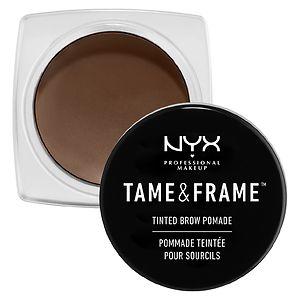 NYX Tame & Frame Tinted Brow Pomade, Chocolate