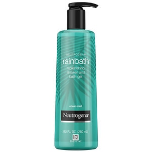 Neutrogena Rainbath Replenishing Shower and Bath Gel, Ocean Mist, 8.5 oz