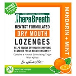 TheraBreath Lozenges, Mandarin Mint- 24 ea