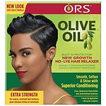ORS New Growth No-Lye Hair Relaxer Kit Extra Strength- 1 ea