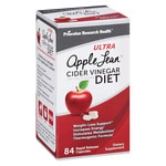 Princeton Research Ultra Apple Lean Cider Vinegar Diet- 84 ea