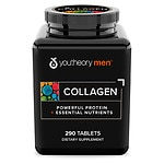 Youtheory Mens Collagen Advanced Formula- 290 ea