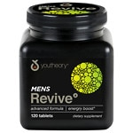 Youtheory Mens Revive Advanced Formula- 120 ea