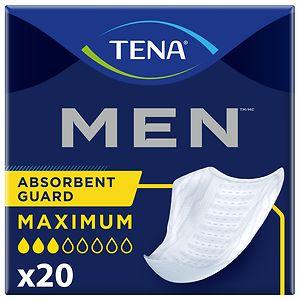 Tena Serenity Men's Absorbent Guard Level 2, Moderate