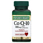 Nature's Bounty Q-Sorb Co Q10 100mg, Softgels- 60 ea