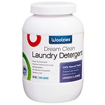 Woolzies Natural Powder Laundry Detergent, Lavender & Jasmine, 100 loads- 50 oz