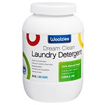 Woolzies Natural Powder Laundry Detergent, Lemon & Lime, 100 loads- 50 oz