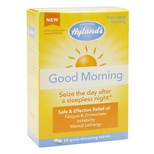 Hyland's Good Morning Tablets