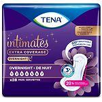 Tena Serenity Overnight Pads- 28 ea