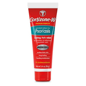 Cortizone 10 Anti-Itch Lotion for Psoriasis
