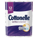 Cottonelle Ultra Comfort Care Big Roll Toilet Paper- 12 ea