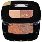 L'Oreal Paris Colour Riche Eye Shadow Quads, Boudoir Charme- .1 oz