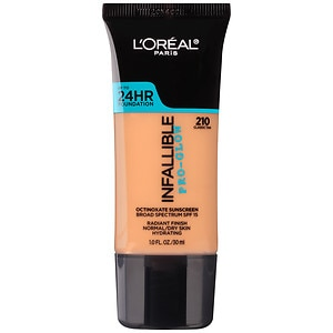 L'Oreal Paris Infallible Pro-Glow Foundation, Classic Tan