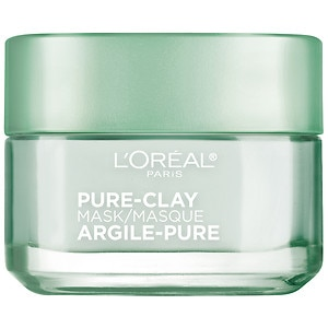 L'Oreal Paris Pure-Clay Mask, Purify and Mattify